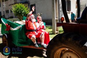 Natal na Comunidade Pella Bethânia
